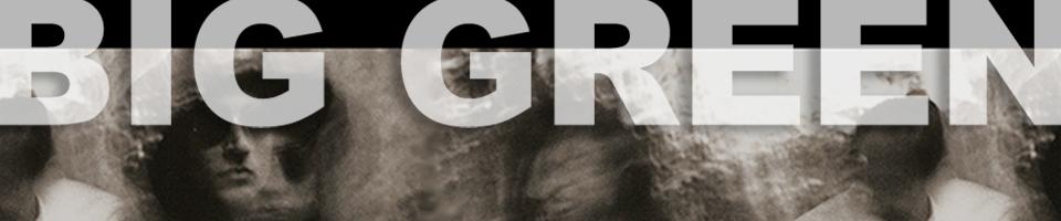 Big Green - the independent alternative rock/pop group