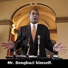 Mr. Benghazi himself