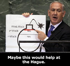 Maybe this would help at the Hague