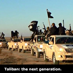 Taliban: the next generation