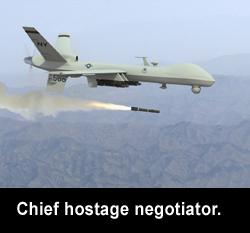 Chief hostage negotiator