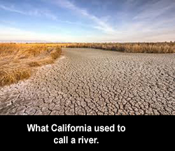 What California used to call a river