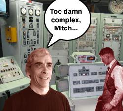 Too damn complex, Mitch ...