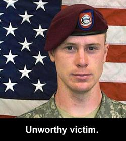 Unworthy victim