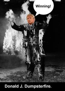 Donald J. Dumpsterfire