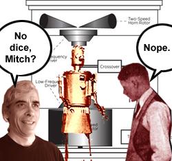 No dice, Mitch?