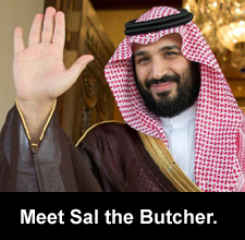 Meet Sal the Butcher.