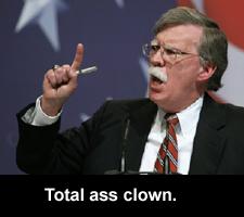 Total ass clown.