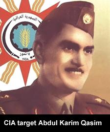 CIA target Abdul Karim Qasim