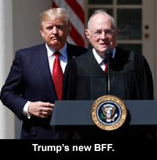 Trump's new BFF.