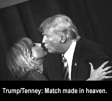 Trump / Tenney: a match made in heaven.