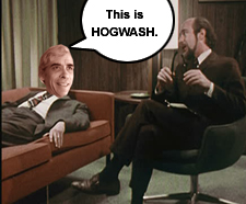 This is HOGWASH.