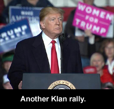 Another Klan rally
