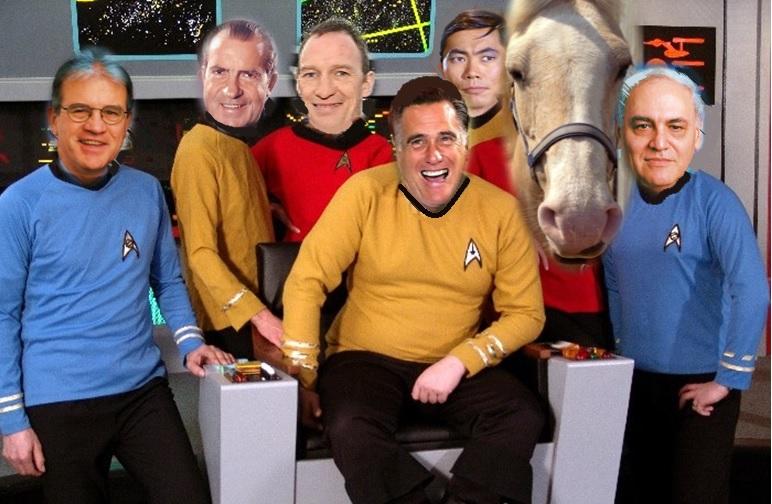 Ned Trek Crew
