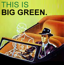 Check out our podcast, This Is Big Green.